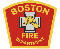 fire department boston logo